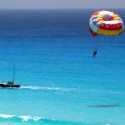 parasailing maldive