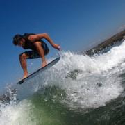 wakesurf maldive