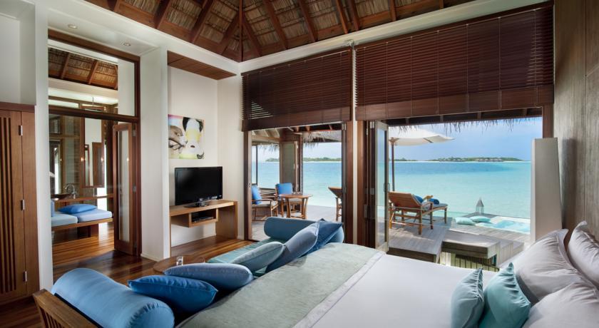 Conrad maldives rangali island vacanze maldive for Hotel conrad maldivas islas rangali